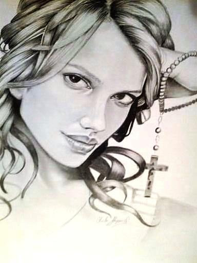 Jessica Alba par charles18